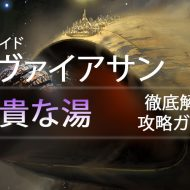 D2 レイドリヴァイアサン 攻略情報:高貴な湯|iVerzuS Destiny