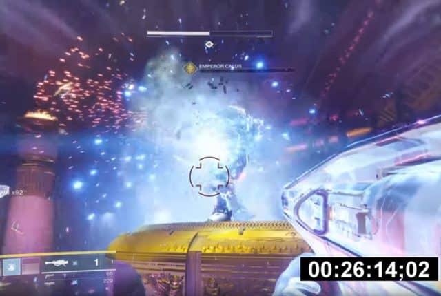 D2 レイドリヴァイアサン 27分クリア|iVerzuS Destiny