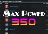 D2 Maxパワー 350|iVerzuS Destiny